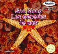 Sea Stars / Las Estrellas de Mar (Powerkids Readers: Fun Fish / Peces-ExLibrary