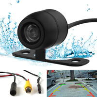 2 in 1 Car Rear Forward Back View CCD 170 Degrees Backup Front Parking Camera