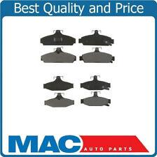Disc Brake Pad Set-Semi Metallic Rear 17D1185AMH fits 06-13 Chevrolet Corvette