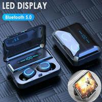 Bluetooth 5.0 Headset TWS Wireless Earphones Mini Stereo Headphones Earbuds 2020