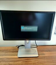 Dell P2014Ht LED LCD 1600X900 Widescreen Monitor Swivel Stand, COXOC, VGA Cables