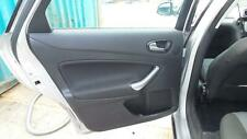 2007 FORD MONDEO MK4 HATCH NSR NEARSIDE PASSENGER LEFT REAR DOOR CARD DOOR PANEL