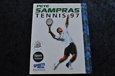 Pete Sampras Tennis 97 Big Box PC Game