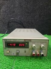 Hewlett Packard Hp E3614a Variable Dc Power Supply 0 8v 0 6a 115v 47 63hz