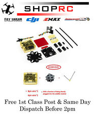 CC3D EVO NEW VERSION Flight Controller STM32 32-bit Flexiport S Pin + Extras