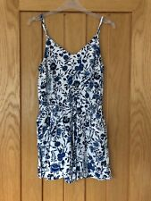 H&M Divided Playsuit Eur 38 Suit Size 8