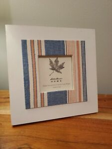 Square Picture Frame Eddie Bauer Home Red White And Blue Classic Stripes