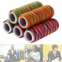 5pcs Polyester Sewing Thread for Quilting Stitching Line Sewing Machine Thread