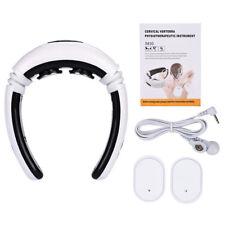 Pro Electric Cervical Neck Massager Body Shoulder Relax Massage Relieve Pain NL