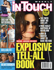 In Touch Magazine July 20 2009 Michael Jackson Kara DioGuardi Farrah Fawcett