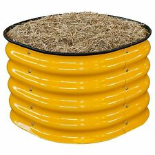 Birdies YELLOW FRUIT TREE PLANTER Stylish Modular Garden Beds, 560x560x400mm
