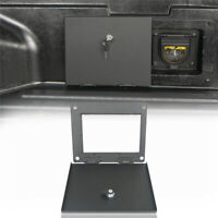 Bed Security Lockbox Container w/Two Keys for Toyota Tacoma 2005-2015(2nd Gen)