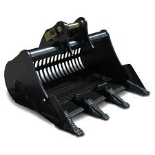 "24"" Rhinox Riddle (Shaker) Bucket To Fit Takeuchi TB007 / TB108 / TB210R"
