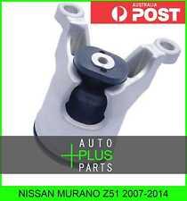 Fits NISSAN MURANO Z51 2007-2014 - Right Hand Rh Engine Mount Hydraulic