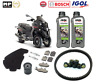 Pack Révision Courroie Filtre frein Bougie + Huile Gilera Fuoco 500 cc