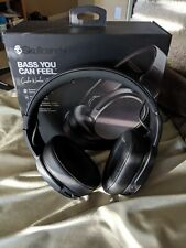 Skullcandy S6CRW-K591 crusher Wireless Over-Ear Headphone - Black