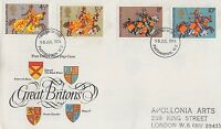1974 GREAT BRITONS POST OFFICE FIRST DAY COVER FDC - PADDINGTON POSTMARK