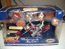 BRATZ BOYZ Motorcycle Style Chopper & introducing CADE Doll, Sounds & Lights NIB