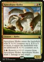 1x APOCALYPSE HYDRA - Battlebond - MTG - NM - Magic the Gathering
