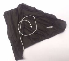 Hodge Magic Trick Vanishing Cloth Handkerchief - Black