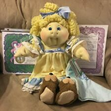 Soft Sculpted 2000 Se Sidekick Cabbage Patch Kid Cpk