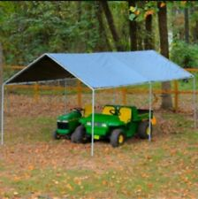 10x20 Original King Canopy - Blue