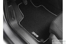 New Genuine Peugeot 308 T9 Velour Floor Mat Set Hatch Only 2nd Gen 2014 On