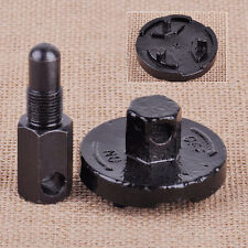 14mm Black Piston Stop Clutch Flywheel Removal Tool Flywheel 2 Cycle Chainsaw