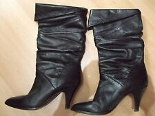 Glam Rock Vintage Boots for Women