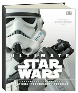 Ultimate Star Wars by Ryder Windham (Hardcover) NEW