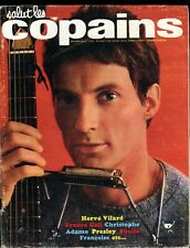 SALUT Les COPAINS N° 40 - Nov. 65 - France Gall, Christophe, Elvis etc - Excell