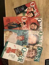 Quick News Weekly Magazine 7  Magazine lot Lucille Ball, Debbie Reynolds, more