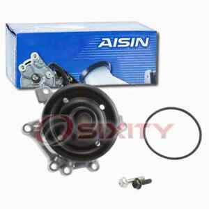 AISIN Engine Water Pump for 1998-2008 Toyota Corolla 1.8L L4 Coolant yd