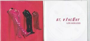 ST VINCENT 2 PROMO CD's [Los Ageless / New York]