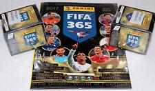 Panini FIFA 365 Saison *2017* INT. ED. EUROPA 2 x DISPLAY BOX 100 Tüten + ALBUM