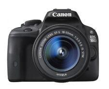 Canon EOS 100D (Kiss x7 Rebel SL1 ) 18.0MP DSLR (Body Only) Black