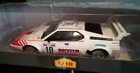 BMW M1 Rally Altaya 1:18