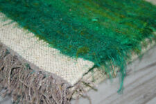 "4x6' Feet Kilim Rug Silk Carpet Rug Handmade silk Wool Rugs Carpet 48""x72"" Inch"