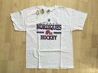 Quebec Nordiques NHL Vintage T-Shirt  Size Large Only