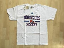 Quebec Nordiques NHL Vintage T-Shirt Available in different sizes