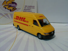 """Busch 47851 # Mercedes-Benz Sprinter Anno di costruzione 1995 DHL"""" """"in giallo 1:87 NUOVO"""