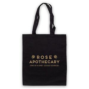 SCHITT'S CREEK ROSE APOTHECARY DAVID STORE LEVY COMEDY TOTE BAG LIFE SHOPPER
