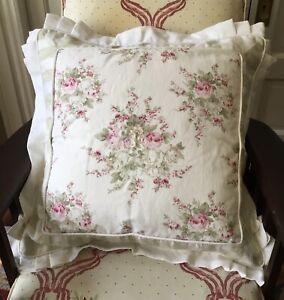 Luxury Sham Pillowcase - from Priscilla Presley estate sale