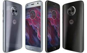 Unlocked Moto X4 XT1900-02  4+64GB - NOT COMPATIBLE WITH VERIZON OR SPRINT