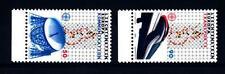 LIECHTENSTEIN - 1988 - Europa. Mezzi di trasporto e telecomunicazione