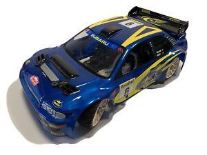 MANTUA MODEL ART.22111 RALLY GAMES RALLY CROSS VERSIONE 4WD AUTO RC SCALA 1:8