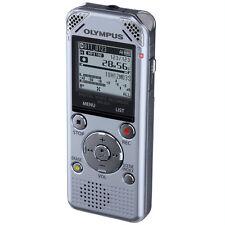 OLYMPUS WS-811 Diktiergerät - Voice Recorder mit 2 GB  + SD Slot in grau
