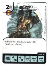 Marvel Dice Masters Age Of Ultron, Beast Dr. Hank McCoy 36/142 W/Dice