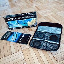 Hoya Filter Introduction Kit / 52mm / UV + Circular Polarizer + Warm