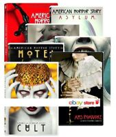 AMERICAN HORROR STORY - Stagioni 01- 07 (27 DVD) SERIE TV COMPLETA HORROR CULT